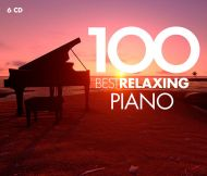 100 Best Relaxing Piano - Various Artists (6CD) [ CD ]