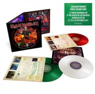 Iron Maiden - Nights Of The Dead, Legacy Of The Beast: Live In Mexico City (Triple Colored Vinyl) (3 x Vinyl) [ LP ]