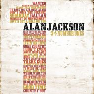 Alan Jackson - 34 Number Ones (2CD) [ CD ]
