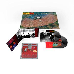 Eagles - Eagles Live (2 x Vinyl with Poster) [ LP ]
