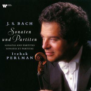 Itzhak Perlman - Bach: Complete Sonatas And Partitas For Solo Violin (3 x Vinyl) [ LP ]