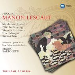 Puccini, G. - Manon Lescaut (2CD) [ CD ]