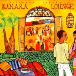 Sahara Lounge - Various Artists [ CD ]