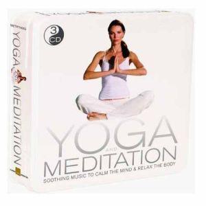 YOGA and MEDITATION - Music To Relax (3CD-Tin) [ CD ]