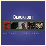 Blackfoot - Original Album Series (5CD) [ CD ]