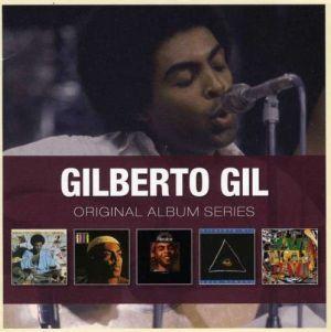 Gilberto Gil - Original Album Series (5CD) [ CD ]