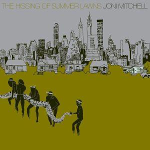 Joni Mitchell - The Hissing Of Summer Lawns (Vinyl) [ LP ]