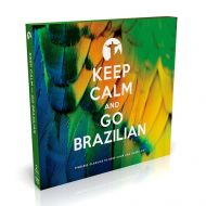 Keep Calm And Go Brazilia - Various Artists (2CD) [ CD ]