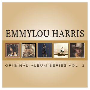 Emmylou Harris - Original Album Series Vol.2 [ CD ]