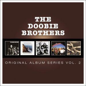 The Doobie Brothers - Original Album Series Vol.2 (5CD) [ CD ]