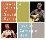Caetano Veloso and David Byrne - Live At Carnegie Hall [ CD ]