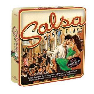 Salsa Dance Class: The Finest Salsa Collection - Various Artists (3CD-Tin) [ CD ]