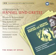 Humperdinck, E. - Hansel Und Gretel (3CD) [ CD ]