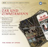 Lortzing, A. - Zar Und Zimmermann [Czar And The Carpenter] (3CD) [ CD ]