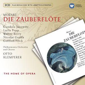 Mozart, W. A. - Die Zauberflote (The Magic Flute) (3CD) [ CD ]