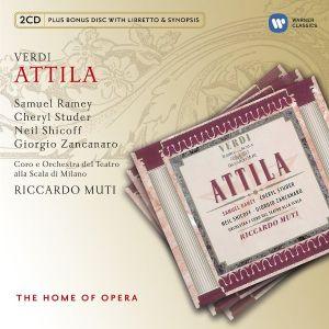 Verdi, G. - Attila (3CD) [ CD ]