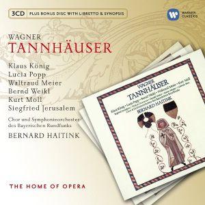 Wagner, R. - Tannhouser (4CD) [ CD ]