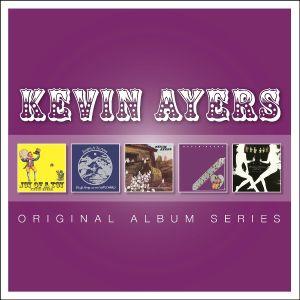 Kevin Ayers - Original Album Series (5CD) [ CD ]