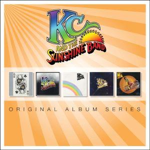 KC & The Sunshine Band - Original Album Series (5CD) [ CD ]