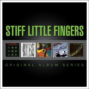 Stiff Little Fingers - Original Album Series (5CD) [ CD ]