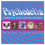 Psychedelia - Original Album Series - Various Artists (5CD) [ CD ]