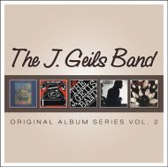 The J. Geils Band - Original Album Series Vol.2 (5CD) [ CD ]
