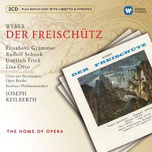 Weber, C.M. Von - Der Freischutz (3CD) [ CD ]