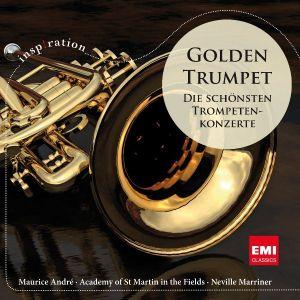 Maurice Andre - Golden Trumpet [ CD ]