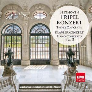 Beethoven, L. Van - Triple Concerto & Piano Concerto No.5 [ CD ]