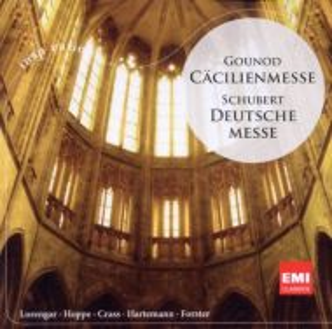 Gounod, C. & Schubert, F. - Cacilienmesse & Deutsche Messe [ CD ]