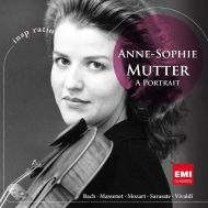 Anne-Sophie Mutter - A Portrait - Vivaldi, Mozart, Bach, Massenet, Sarasate [ CD ]