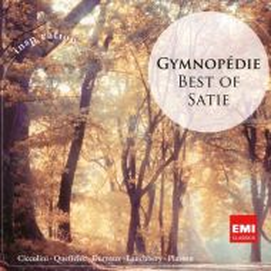 Satie, E. - Gymnopedie - Best Of Satie [ CD ]