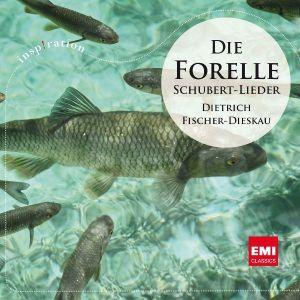 Schubert, F. - Die Forelle - Lieder [ CD ]