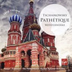 Tchaikovsky, P. I. - Pathetique - Meisterwerke [ CD ]