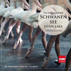 Tchaikovsky, P. I. - Swan Lake (Hightlights) [ CD ]