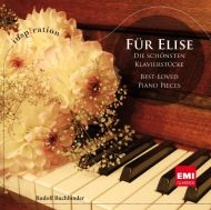 Fur Elise - Best Loved Piano Music - Various Artists [ CD ]