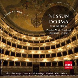 Nessun Dorma - Best Of Opera - Various Artists [ CD ]