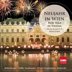 Neujahr In Wien - New Year In Vienna - Various Artists [ CD ]