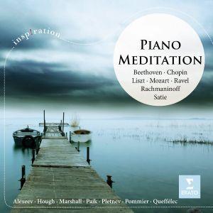 Piano Meditation - Beethoven, Chopin, Liszt.. - Various Artists [ CD ]