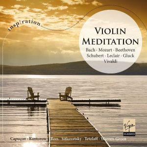 Violin Meditation - Bach, Mozart, Beethoven.. - Various Artists [ CD ]
