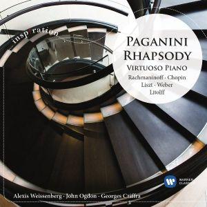 Paganini Rhapsody - Virtuoso Piano - Various Artists [ CD ]