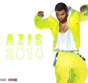 Азис (AZIS) - Azis 2014 [ CD ]