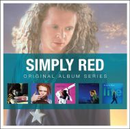 Simply Red - Original Album Series (5CD) [ CD ]